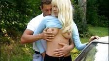 Pornohvězda Olivia del Rio ve starším porno videu